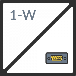 1Wire-seriale