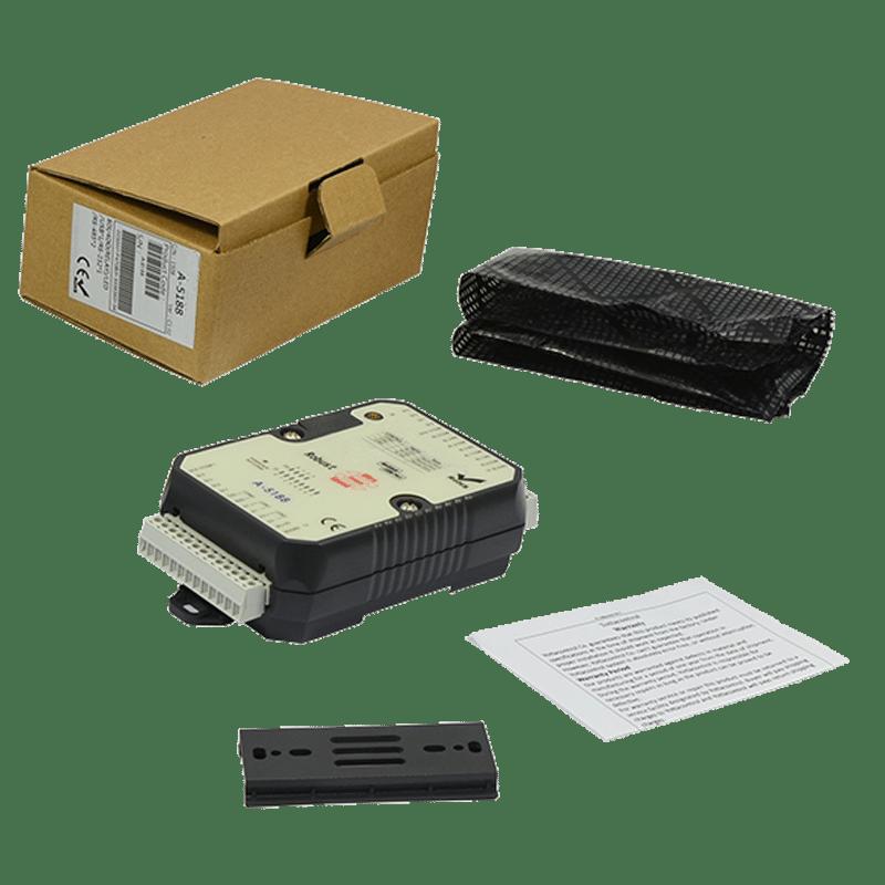 Foto - Moduli I/O serie A-10x Contenuto box