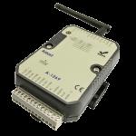 Foto - A-1269 Modulo I/O remoto WiFi + RS485 8DO Relé/4AI(12bit)