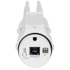 Foto - Access Point/Repeater AC600 (Vista connessioni)