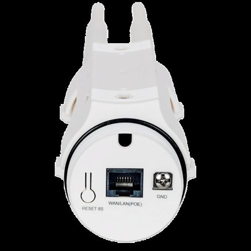 Foto - Access Point/Repeater AC600 (Vista connessioni)