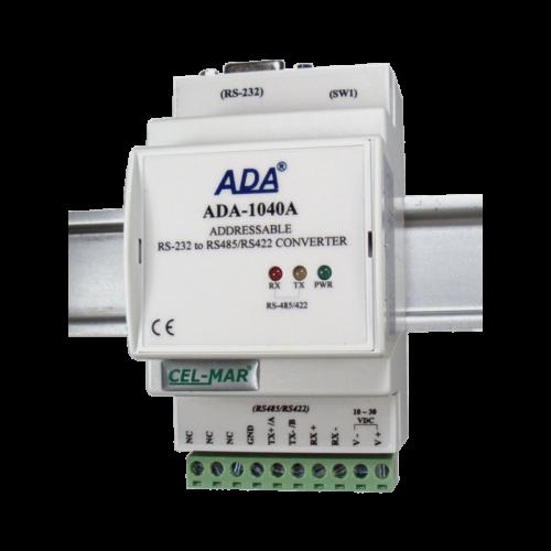 Foto - Convertitore di baud rate indirizzabile RS232-RS422/485 ADA-1040A