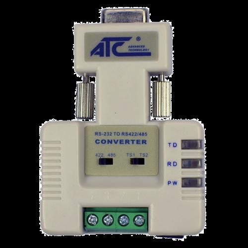 Foto - Convertitore RS232-RS422/485 Isolato ATC-105x - Vista Top