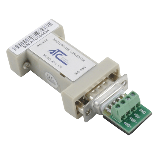 Foto - Convertitore RS232-RS485 ATC-106