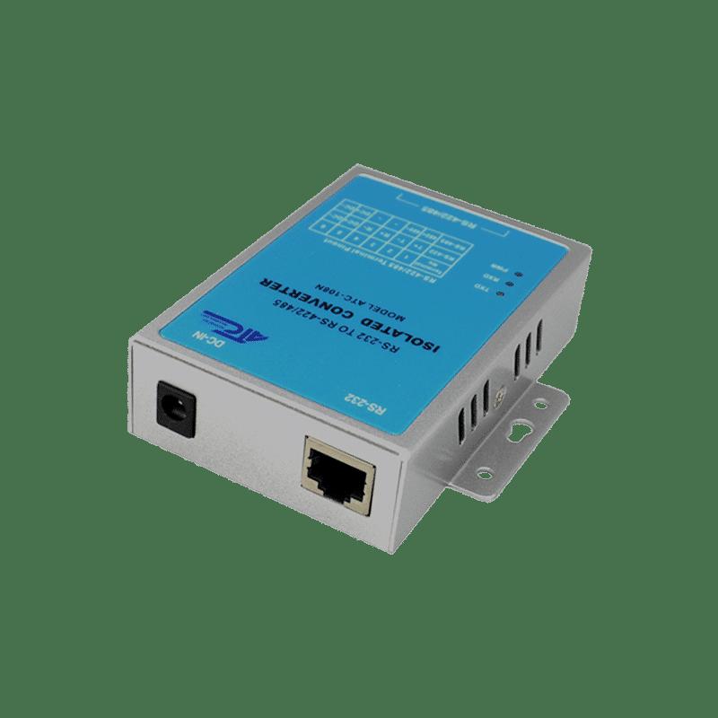 Foto - Convertitore RS232-RS422/485 ATC-108N - Vista sopra