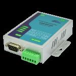 Foto - ATC-1200 Convertitore TCP/IP a RS232/422/485 - Vista lato inferiore
