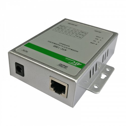 Foto - Modbus TCP to Modbus RTU Gateway - Vista lato superiore