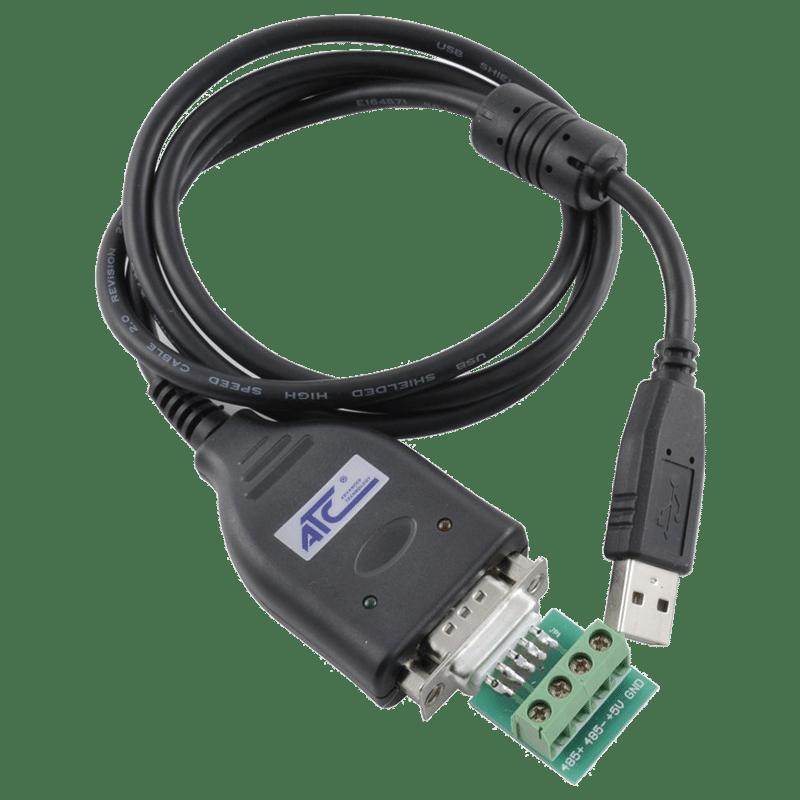 Foto - Convertitore USB-seriale RS485 ATC-820
