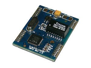 Foto - ATC-1000M Low-cost serial port device networking