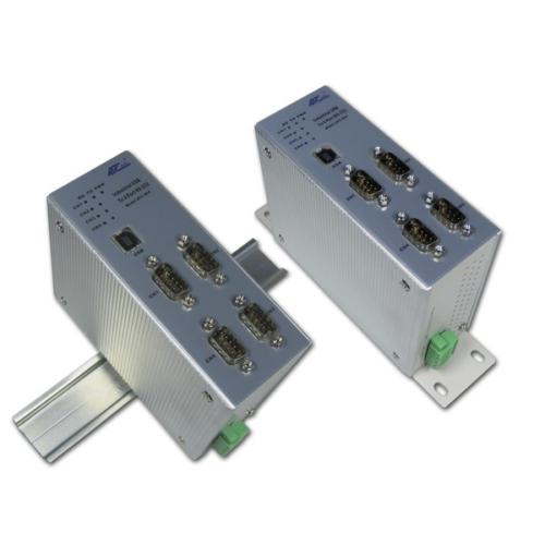 Foto - USB-4 RS232 ATC-804 Konverter
