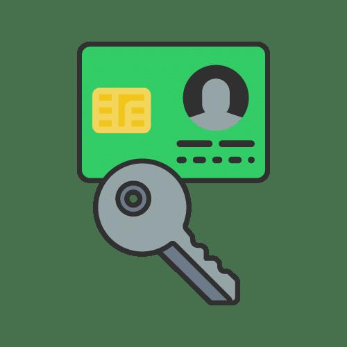 Icona - Controllo accessi