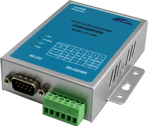 Photo - ATC2000 Ethernet to Serial Converter