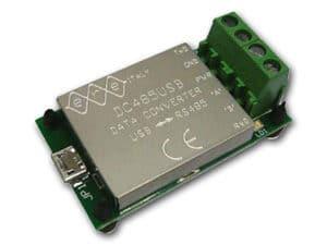 Foto - Convertitore USB - RS485 DC485USB