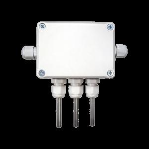 Foto - Sensore parametri ambientali IP65 1-Wire DES-216