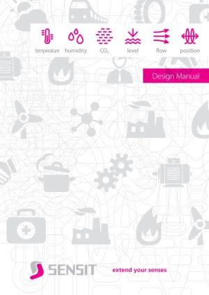 Foto - Copertina Manuale di progettazione sensori Sensit