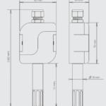 Schema - Dimensioni PTSV110