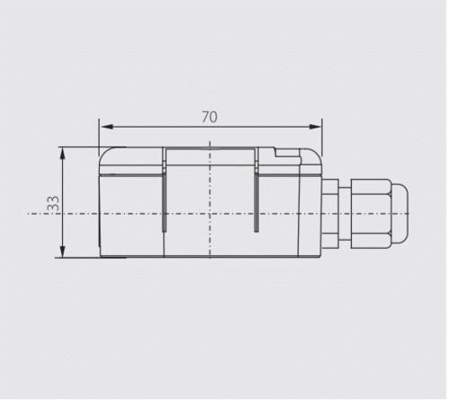 Schema - Dimensioni ST485