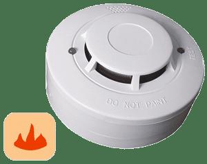 Foto - Sensore di fumo FDR26