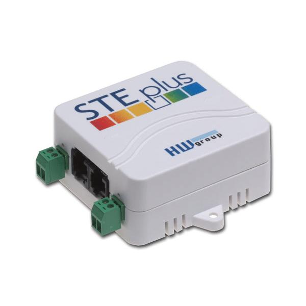 Foto - HWg-STE Plus Termometro IP con ingressi digitali