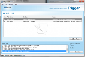 Screen - HWg-Trigger Main
