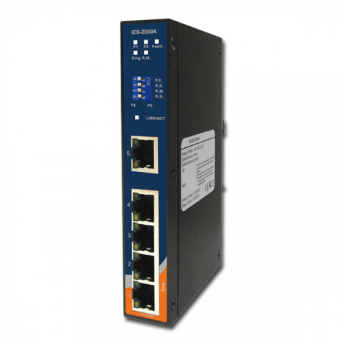Foto - Switch Eth. industriale lite-managed IES-2050A