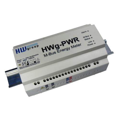 Foto - HWg-PWR Misuratore energia M-Bus-IP