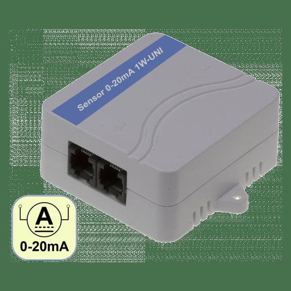 Foto - Sensore di corrente 0-20mA 1W-UNI