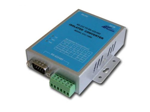 Foto - Convertitore RS232-RS422/485 ATC-108N
