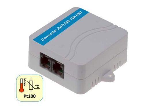 Foto - Convertitore PT100/1000 1-Wire UNI