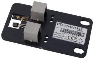 Foto - Sensori di temperatura/umidità 1-wire rack