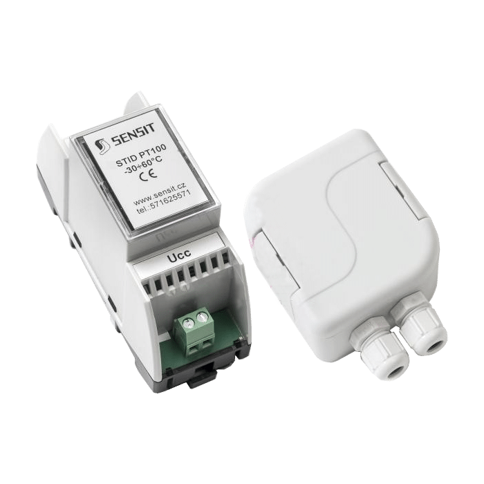 Photo - STI and STID current temperature converters