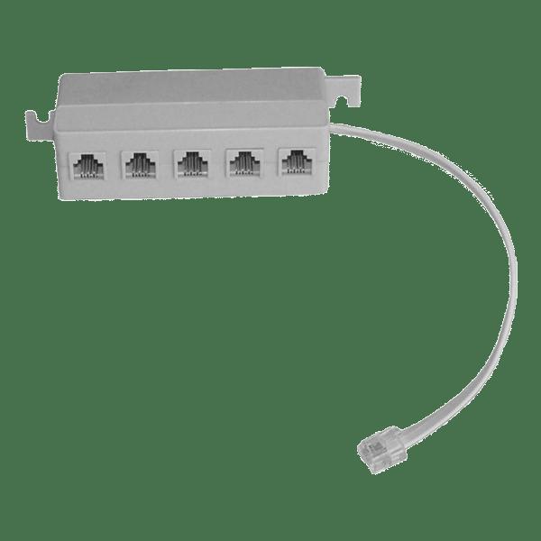 Foto - HUB 1-wire 5 Slot