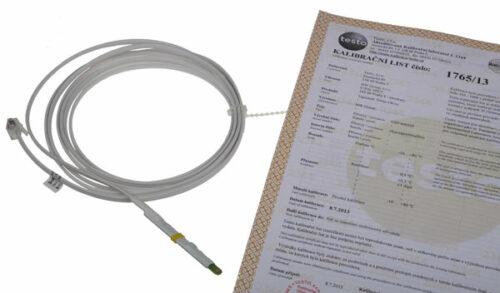 Foto - Sensore di temperatura-1Wire calibrato