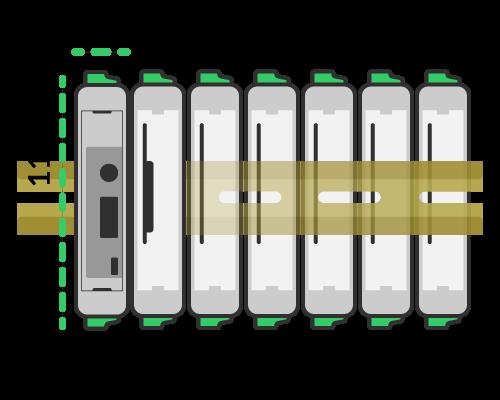 Caratteristica - Modulare Slim