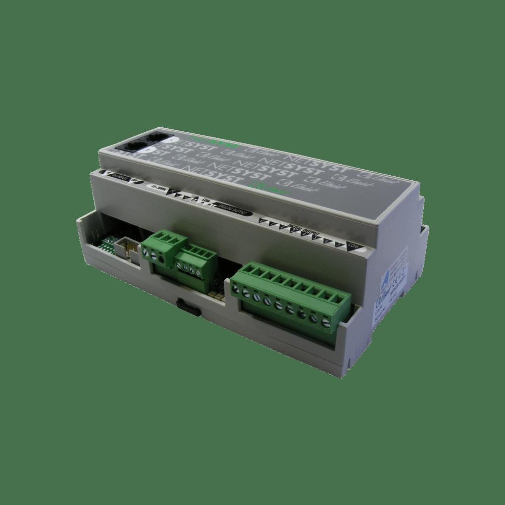 Netlog Version III - IEC61131-3 Speicherprogrammierbare Steuerungen