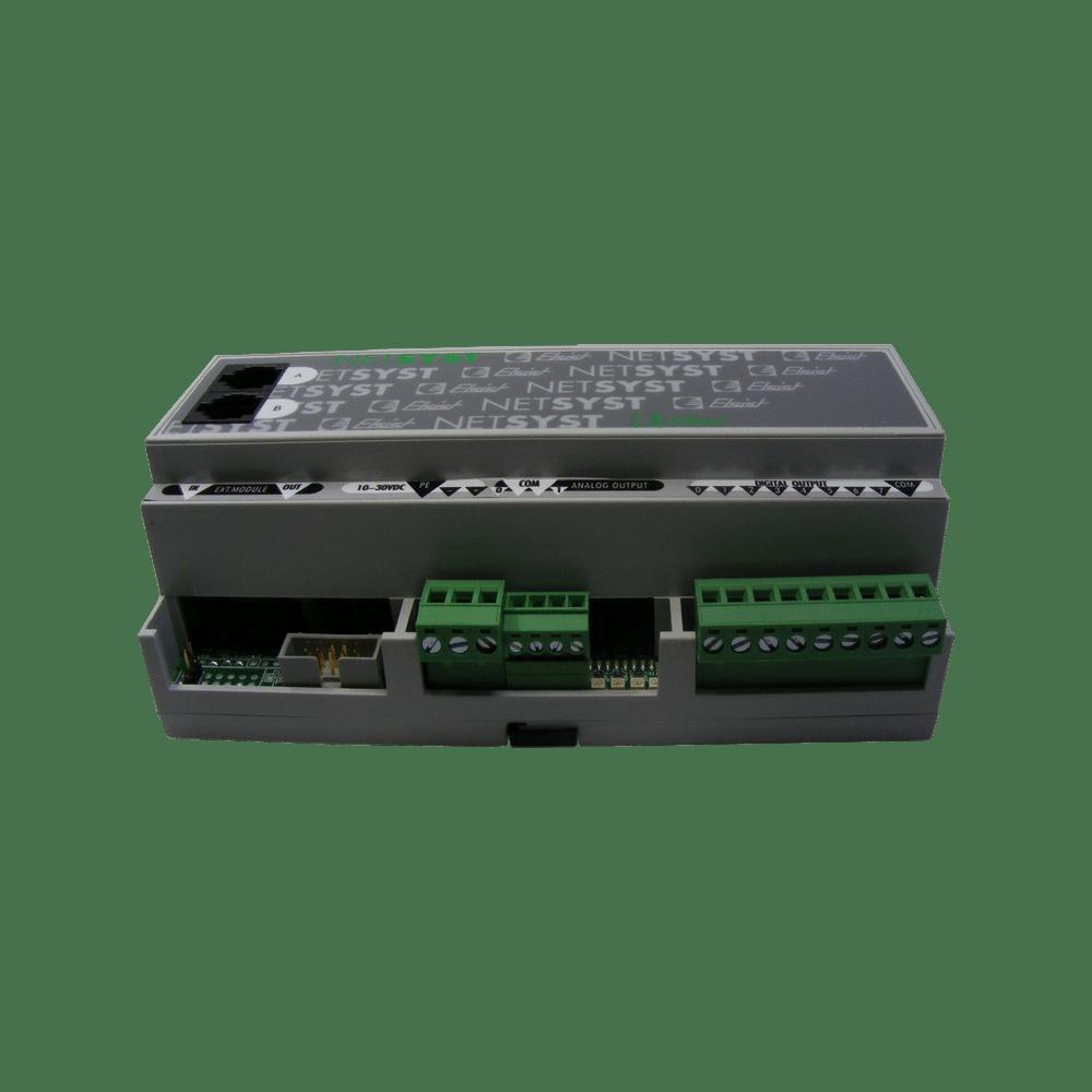 Foto - NETLOG III Full RS485 Relè ETH (3)