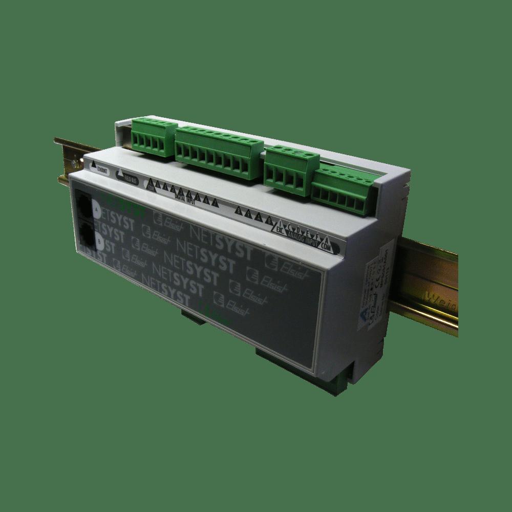 Foto - NETLOG III Controllori programmabili IEC61131-3 - Full RS485 Relè ETH (4)
