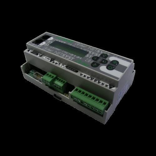 Foto - NETLOG III Full RS485 Relè ETH + Opzione Display (1)