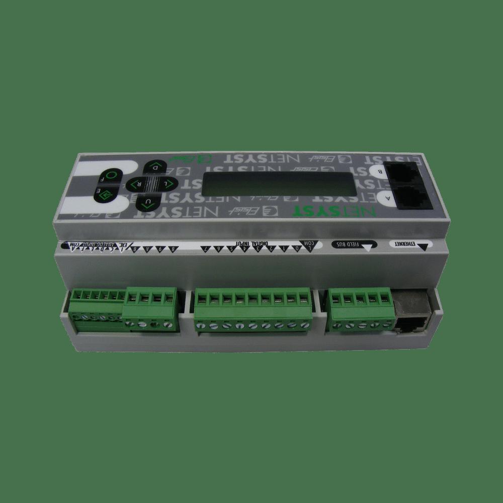 Foto - NETLOG III Full RS485 Relè ETH + Opzione Display (3)