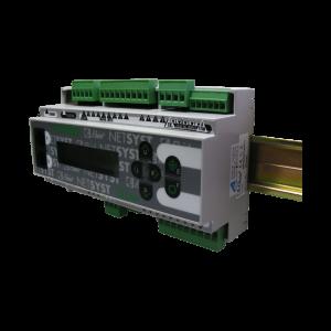 Foto - NETLOG III Full RS485 Relè ETH + Opzione Display (4)
