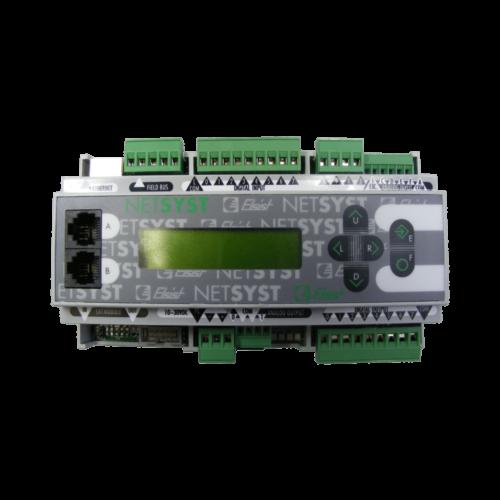 Foto - NETLOG III Full RS485 Relè ETH + Opzione Display (5)