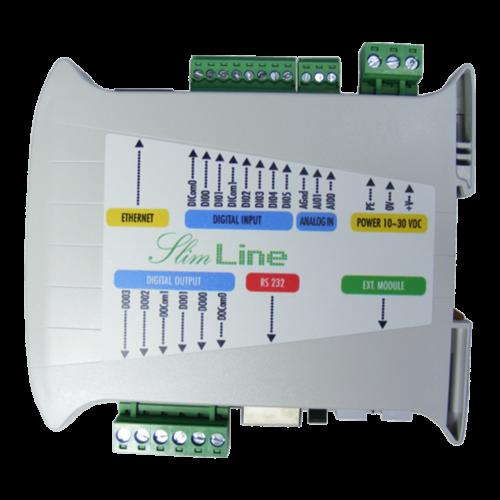 Foto - SlimLine LogicLab CPU Compact Ethernet (5)