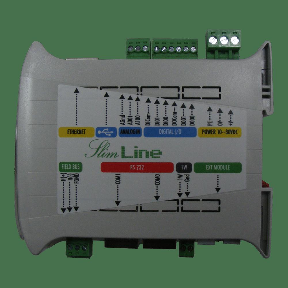 Foto - SlimLine LogicLab Cortex M7 CPU (5)