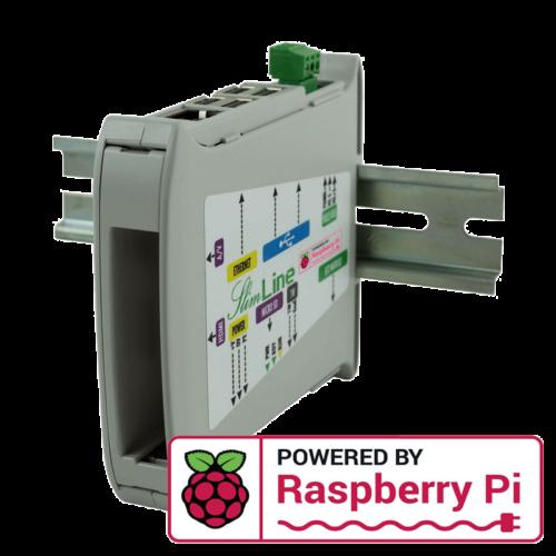 Modulo CPU PLC SlimLine Raspberry PI IEC61131-3