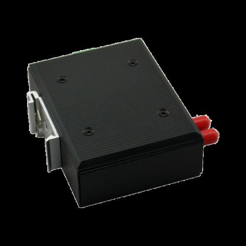 Foto - Convertitore Ethernet-Fibra ottica NMC-210 (Vista lato 1)