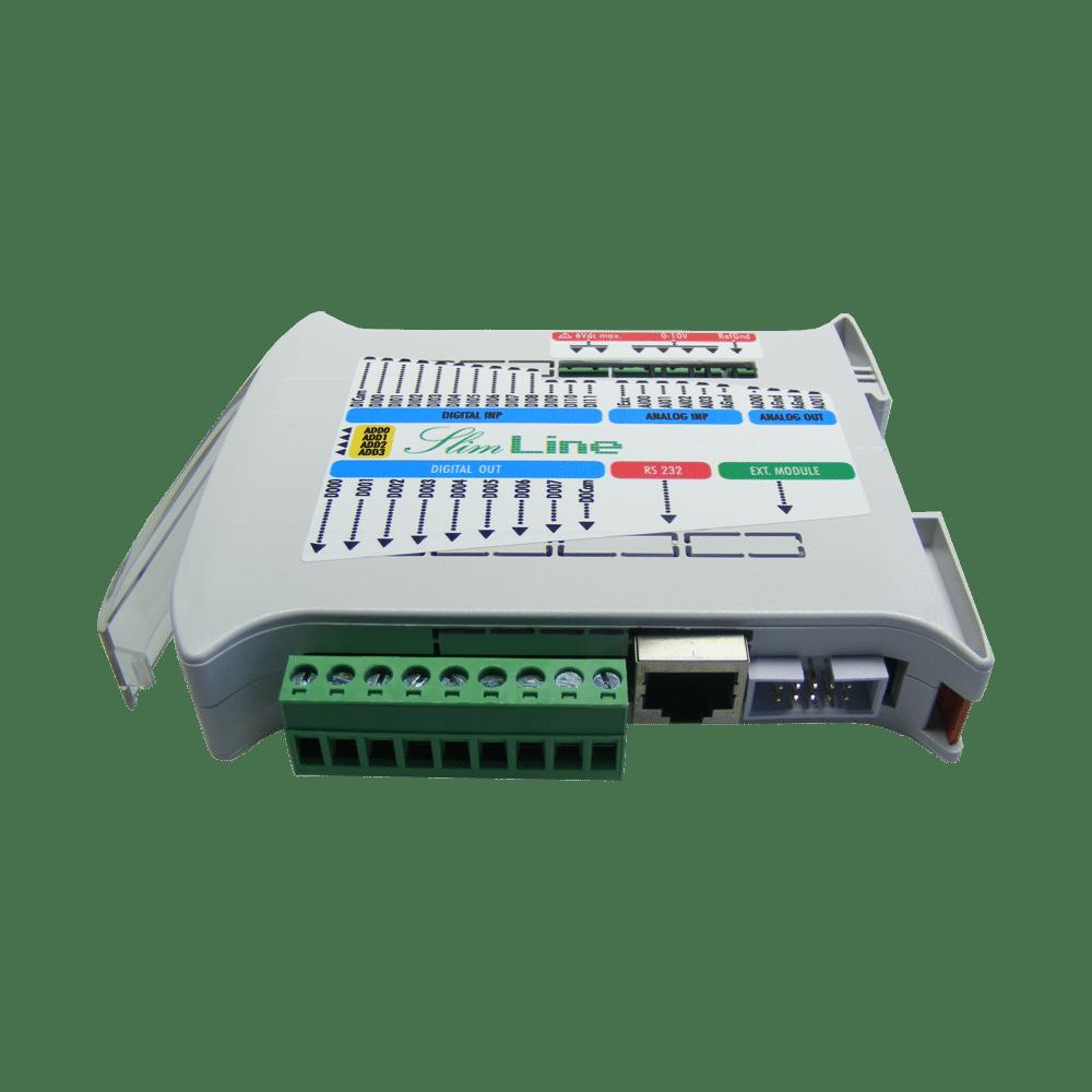 Foto - SlimLine modulo espansione 20I/O mixed signal (2)