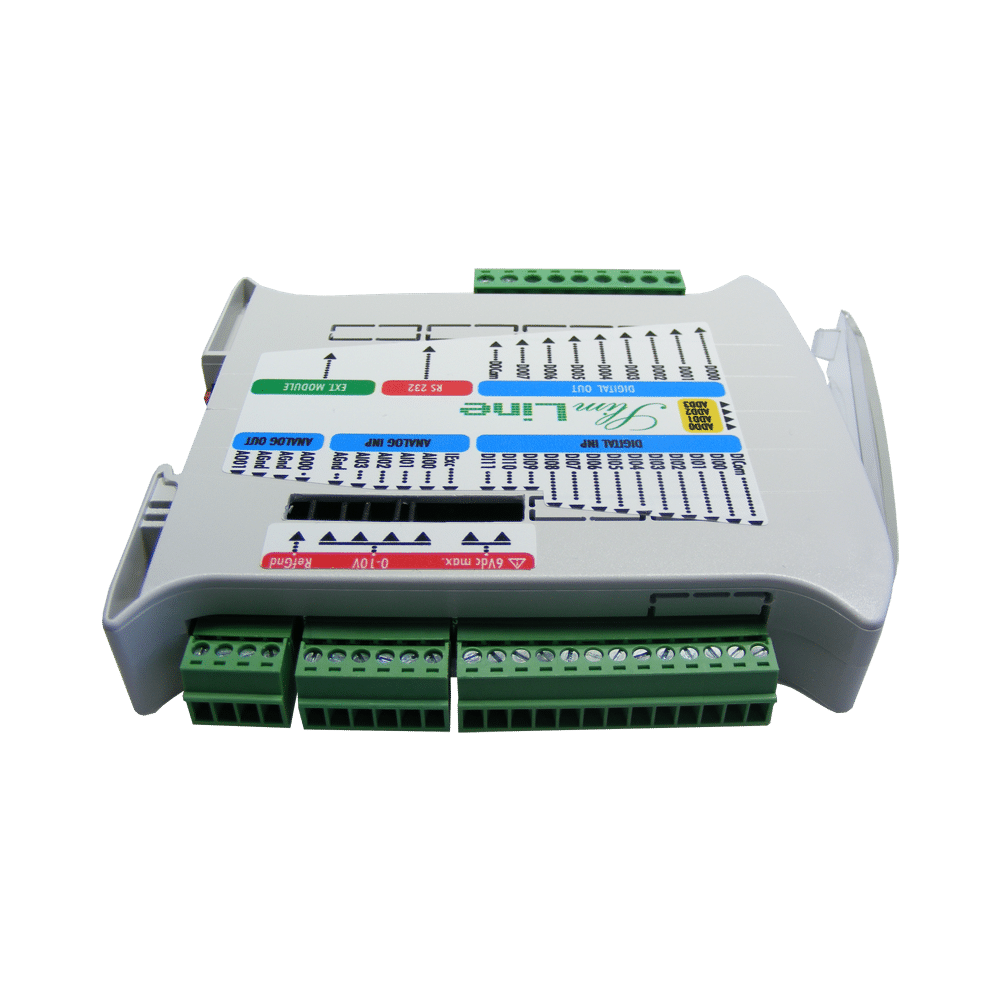 Foto - SlimLine modulo espansione 20I/O mixed signal (3)