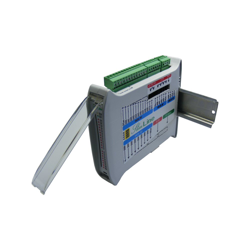 Foto - SlimLine modulo espansione 20I/O mixed signal (4)