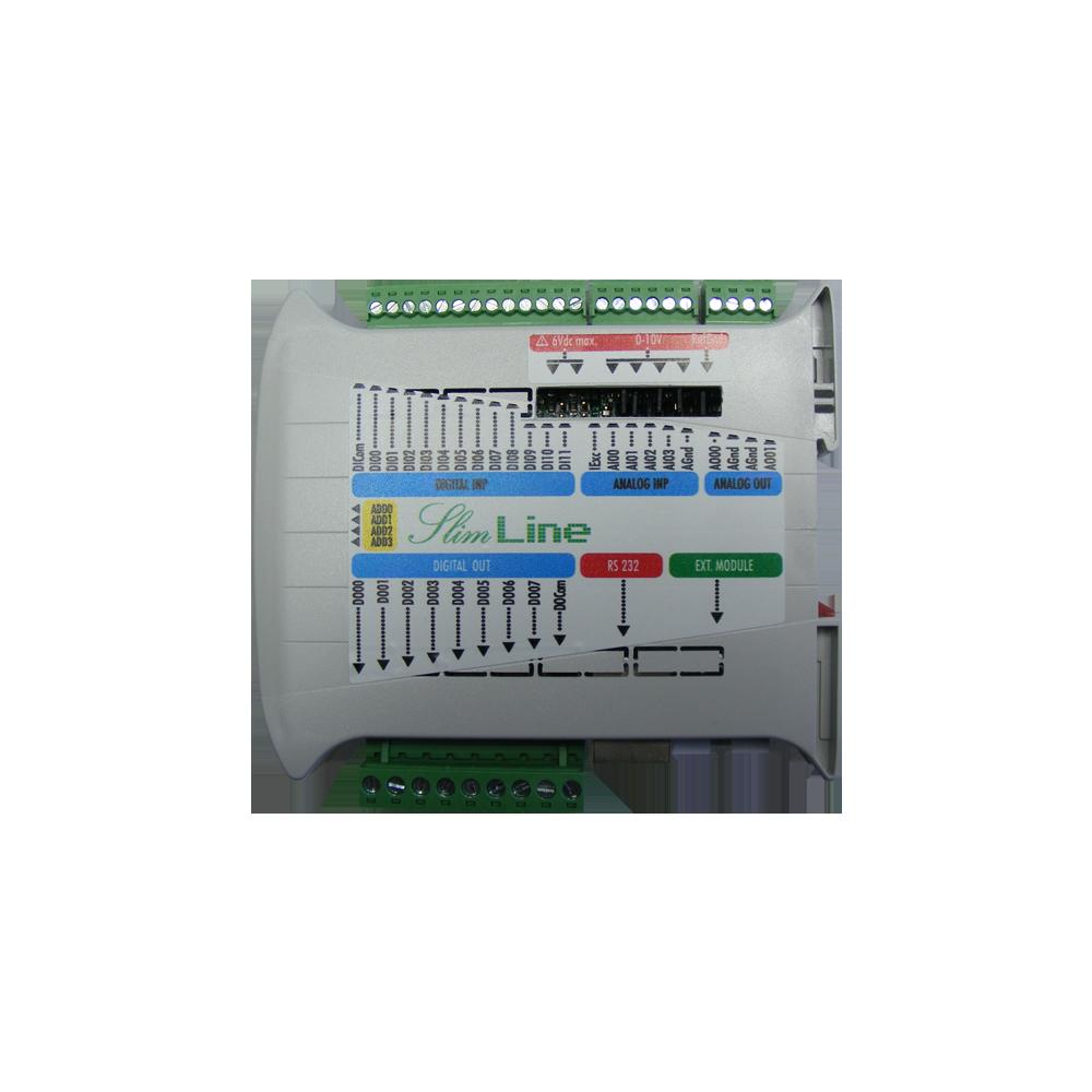 Foto - SlimLine modulo espansione 20I/O mixed signal (5)