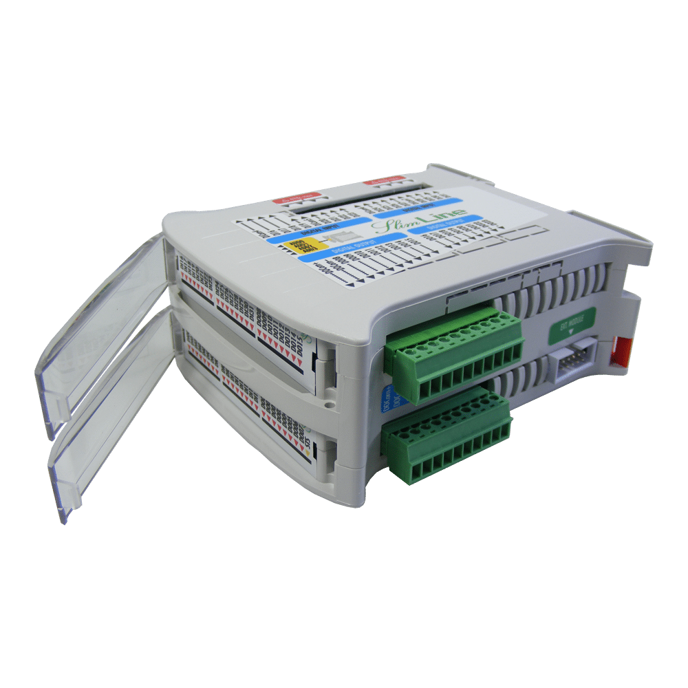 Foto - SlimLine modulo espansione I/O uscite statiche (1)